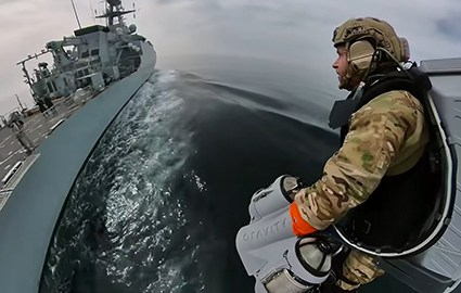 Video Marinha Britanica
