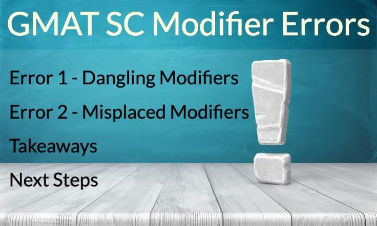 A primer on Noun phrases and Noun Modifiers | GMAT ...