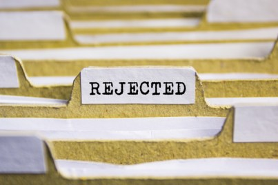 gmat college application rejected