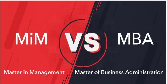 MiM vs MBA