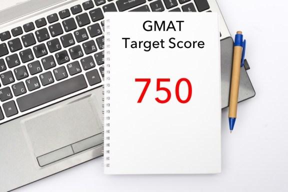 gmat 1 month study plan target score