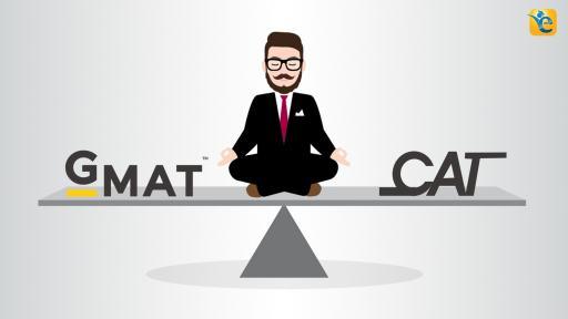 GMAT vs CAT - how to choose