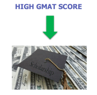 why take the gmat scholarship 1