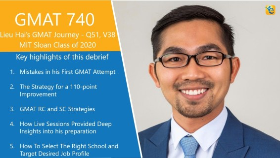 V25 to V38 - Lieu Hai - GMAT 740 - MIT Sloan Class of 2020
