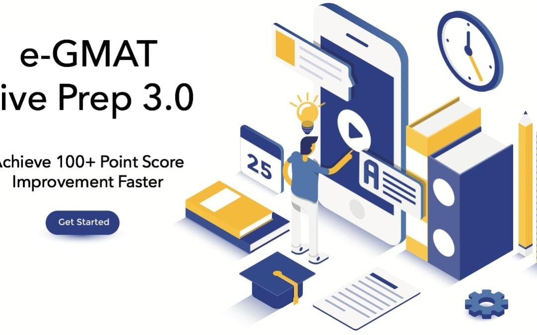 GMAT Live Prep 3.0 – Achieve 100+ Point Score Improvement Faster