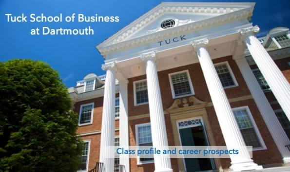 tuck mba tuck school of business