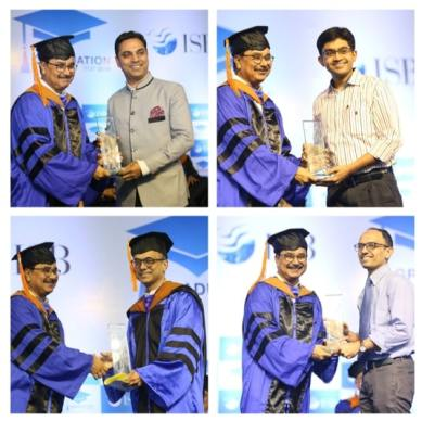 ISB PGP class of 2019 awards