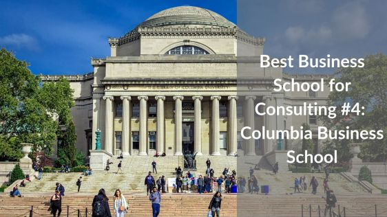 Best Business School for Consulting #4 - Yale School of Management