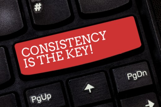 GMAT preparation Consistency is key e-GMAT