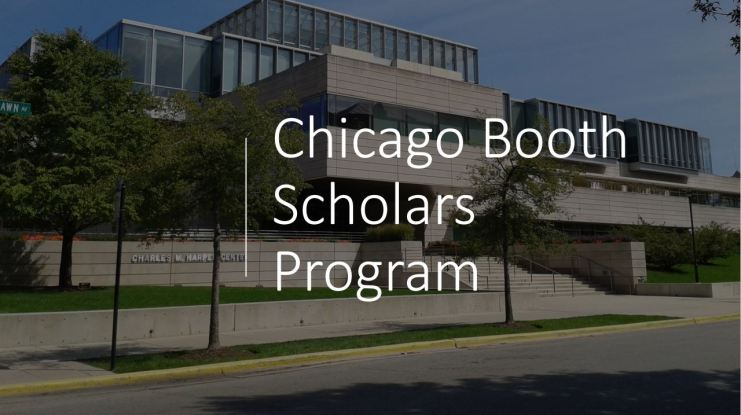 Chicago Booth Scholars Program
