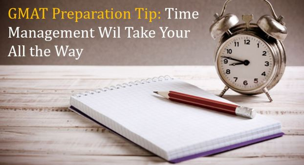 TIme mangement for GMAT Preparation