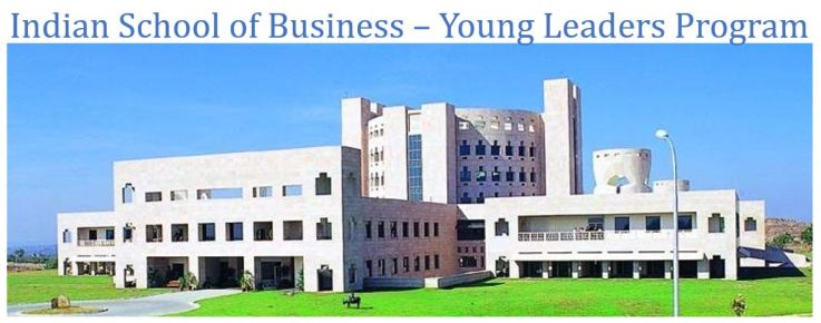 ISB Young Leaders Program