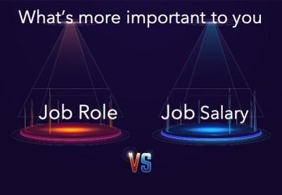 ISB Job Role vs Salary