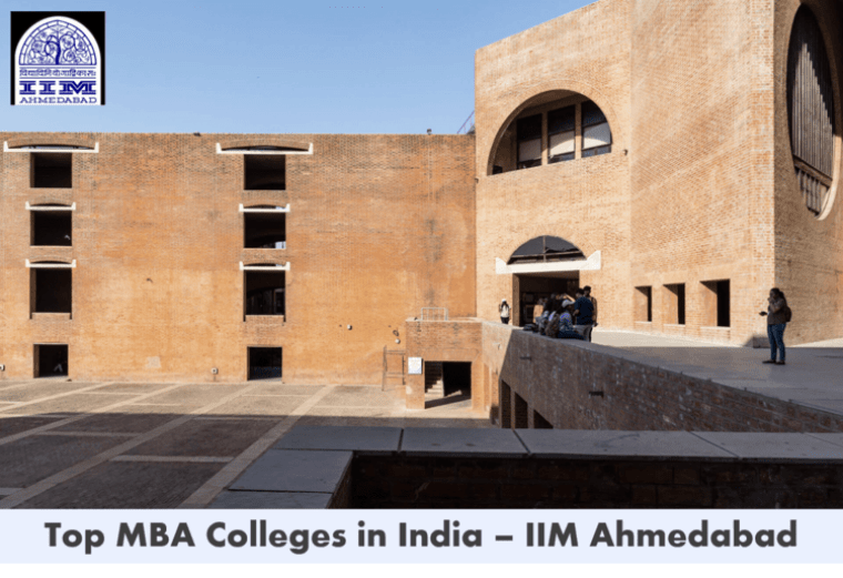 Top MBA colleges in India - IIM Ahmedabad