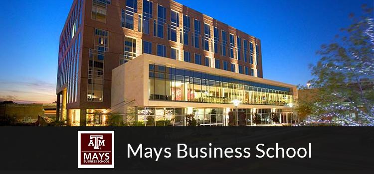 Texas A&M University, Mays Business School