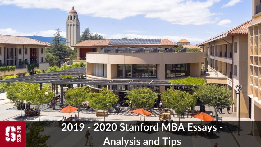 Stanford MBA Essays - Analysis and Tips