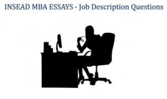 Job description type questions
