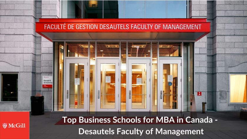 MBA-in-Canada-McGill-Desautels-Faculty-of-Management-top-colleges
