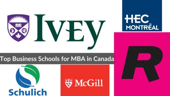 MBA in canada best mba colleges