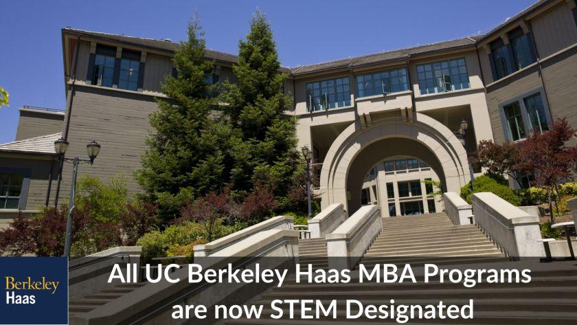UC Berkeley Haas STEM MBA Programs