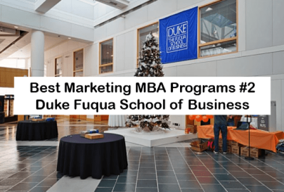 best-marketing-MBA-programs-#2-DukeFuqua