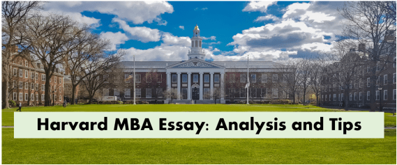 harvard-MBA-Essay-tips