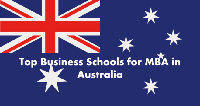 mba in australia top colleges business schools