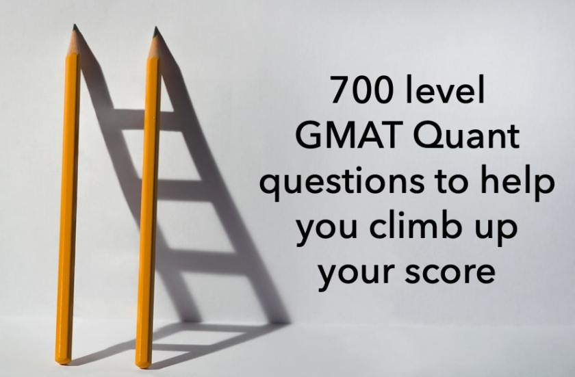 gmat quant questions for gmat math