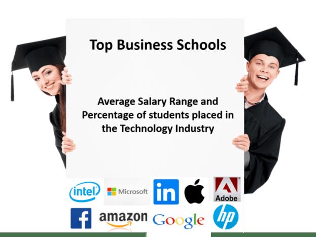 top-business-schools-average-salary-in-techonolgy-industry