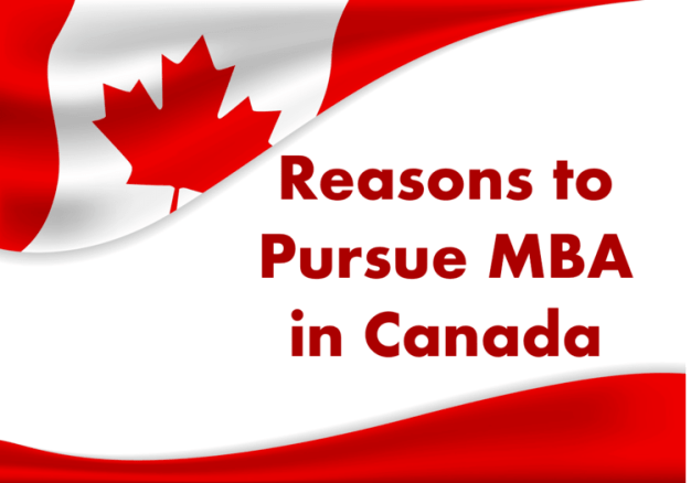 Why MBA in Canada?