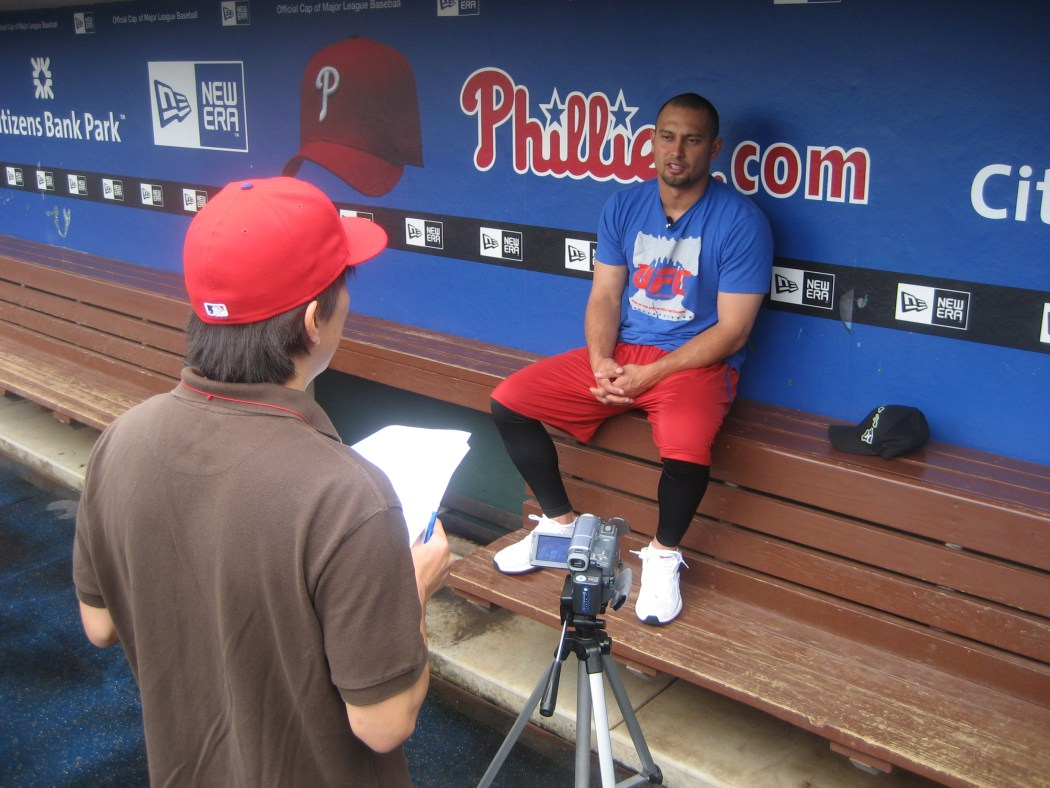 V for Victorino - A Chat With Hawaii's All Star Shane Victorino