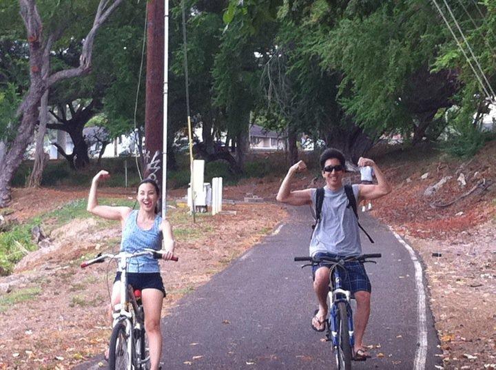 Hike, Bike, or the Like - Give the Pearl Harbor Bike Path a Whirl