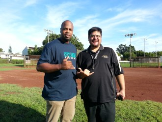 Jerome Williams - Spreading Aloha, One Pitch at a Time