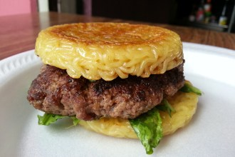 Ramen Burger Fever Hits Honolulu