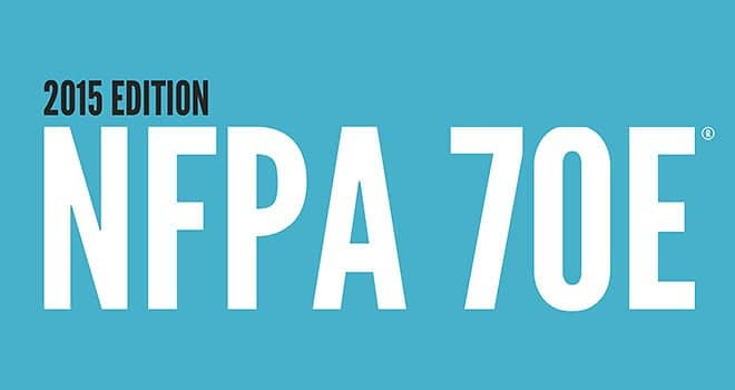 Changes In NFPA 70E for 2015