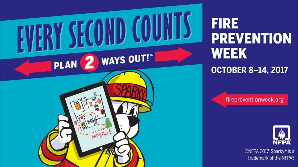 Fire Prevention Week: Don't Forget Electrical Safety!