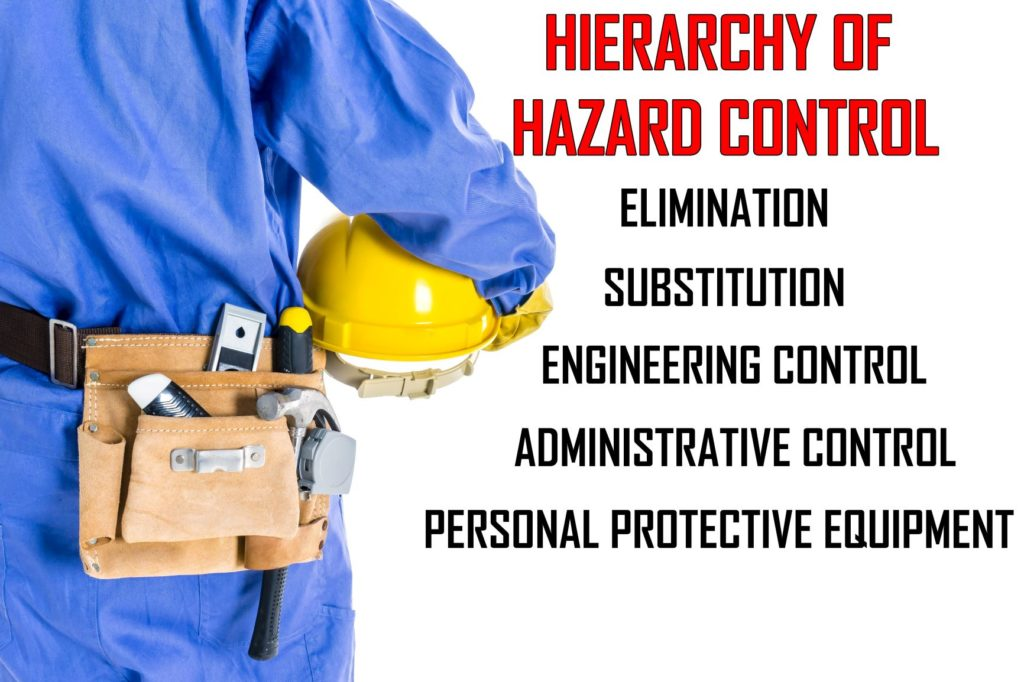 Hierarchy-of-Controls Approach to Workplace Hazards