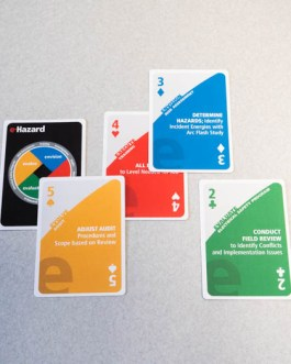 Electrical Safety Cycle Cards