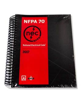 NEC NFPA 70 Spiralbound Softbound