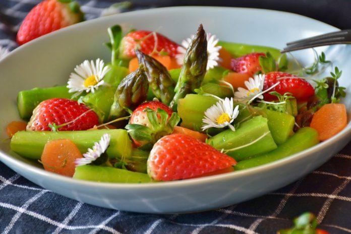Vegan Salad Diet for Health