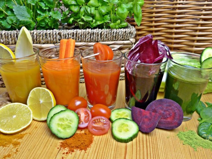 Detoxifying juices for your detox