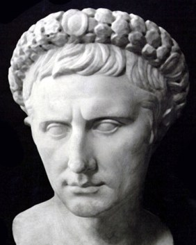 Augusto, Cayo Julio César Octaviano, principado