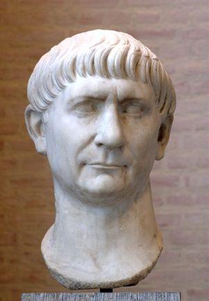 Trajano, emperador romano, disnasti antonina, roma, cinco buenos emperadores