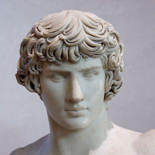 Antinoo, favorito, Adriano, homosexualidad, representacion