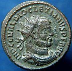 moneda, crisis del siglo III, anarquia del siglo III