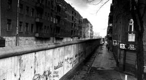Erase una vez un muro llamado de la vergüenza, historia del muro de  Berlín.