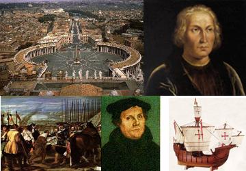 Los grandes acontecimientos han sido los que han definido los cambios de épocas