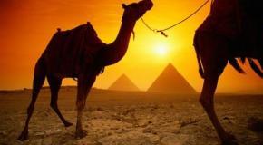 Historia antigua: Algunos acontecimientos de Egipto