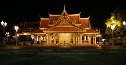Templo Tailandes