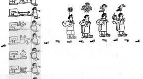 Códice Botturini: De Aztlan a Tenochtitlan, historia de los aztecas